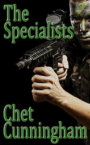 The Specialist by Chet Cunningham