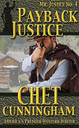 Payback Justice by Chet Cunningham