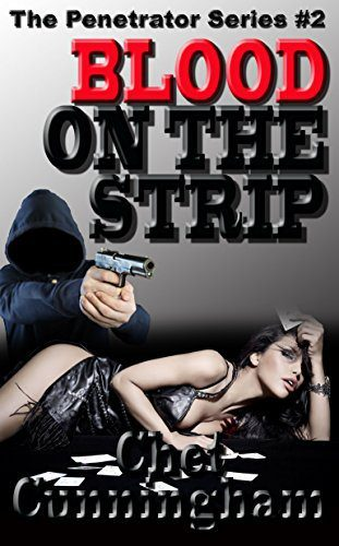 Blood On The Strip by Chet Cunningham