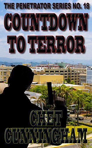 Countdown To Terror by Chet Cunningham