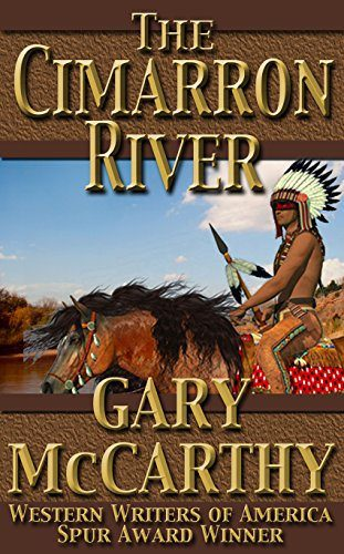 The Cimarron River by Gary McCarthy