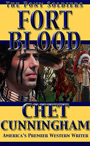 Fort Blood by Chet Cunningham