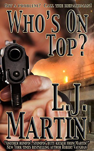 Who's On Top by L.J. Martin