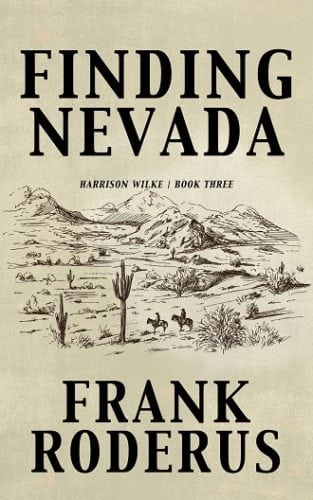 Finding Nevada by Frank Roderus