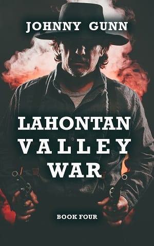 Lahontan Valley War (Terrence Corcoran 4) by Johnny Gunn