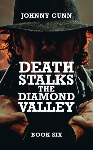 Death Stalks The Diamond Valley (Terrence Corcoran 6) by Johnny Gunn