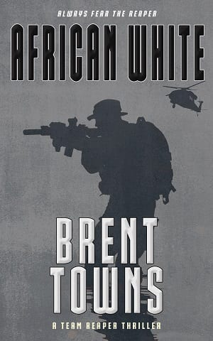 African White (Team Reaper 10) by Brent Towns