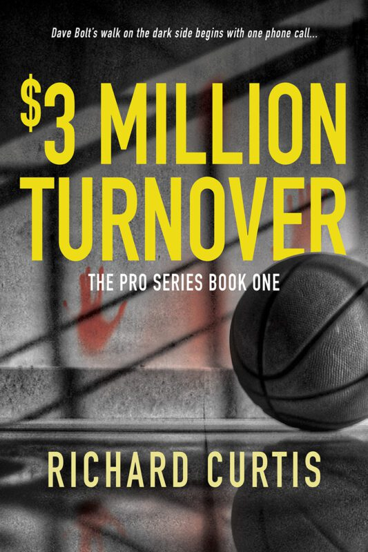 The $3 Million Turnover (The Pro Book 1) by Richard Curtis