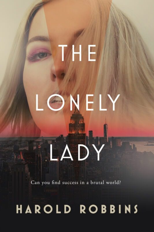 The Lonely Lady by Harold Robbins