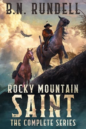 Rocky Mountain Saint: The Complete Series by B.N. Rundell